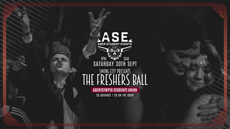 Swing City presents: The Freshers Ball