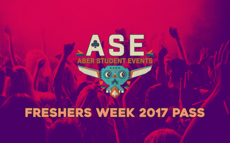 FRESHERS WEEK 2017 PASS